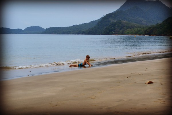 Beautiful Andaman beach