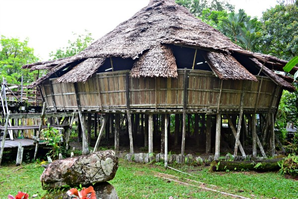 The Bidayuh Longhouse