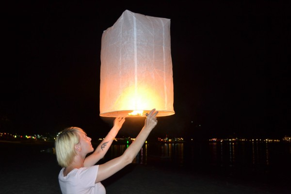 Lantern for a wish