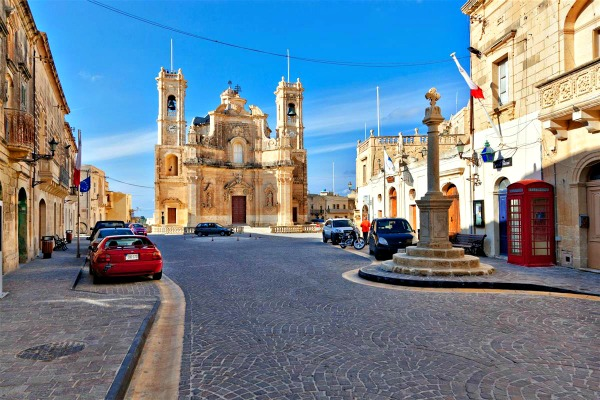 Gharb square