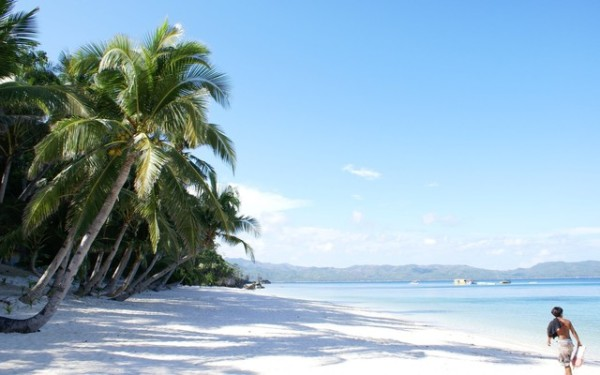 widescreen boracay dreams dream wallpaper beach