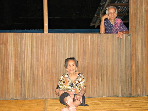 Longhouse elders
