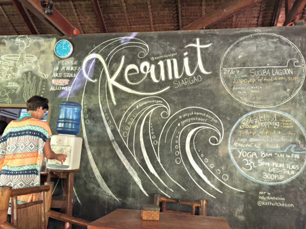 Best pizza on the Island...and around - Kermit Siargao!