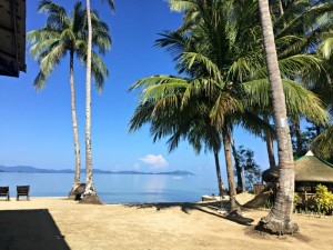 Sunset Beach Resort, San Vicente, Palawan