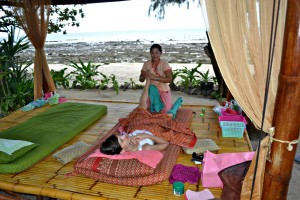 Massage at Koh Jum Beach Villas