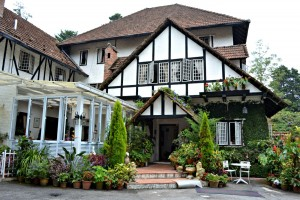 The Smokehouse Hotel Restaurant Cameron Highlands