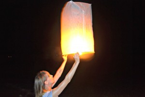 Up you go lantern